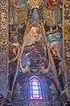 Vitrales, lunetos y frescos de la Iglesia de San Nicolás de Bari y San Pedro Mártir 04.jpg