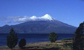 Osorno (volcano) stratovolcano in Chile