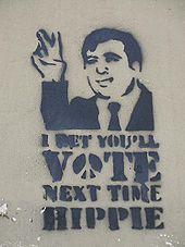 Second Presidencyedit Graffiti In Tbilisi