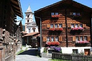 Vrin - Image: Vrin Dorf