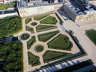 Bassin de la Pyramide (Park of Versailles)