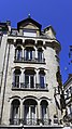 Vue façade Immeuble rues Bérard et Gillet Saint Etienne.jpg