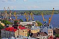 Vyborg June2012 View from Olaf Tower 10.jpg