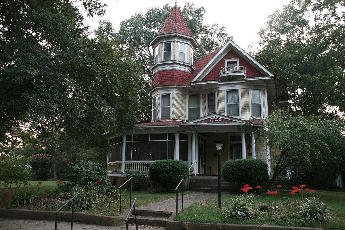 W L Wood House Wikipedia