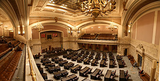 Washington House of Representatives - Image: Wa Capitol Rep Interior