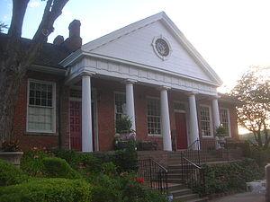 Waitman T. Willey House - Waitman T. Willey House, June 2012