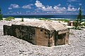 Wake Atoll National Historic Landmark Wake Island Japanese defensive structures.jpg