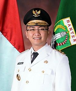 Wakil Gubernur Banten Andika Hazrumy.jpg