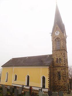 Waldkirchen am Wesen (Pfarrkirche St. NIkolaus-3).jpg