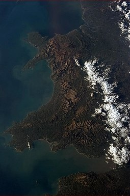 Wales pictured from the International Space Station Wales from ISS.jpg