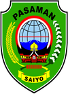 Official seal of Pasaman Regeny