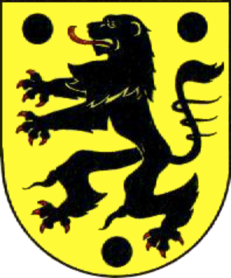 Oelsnitz, Vogtland - Image: Wappen Oelsnitz