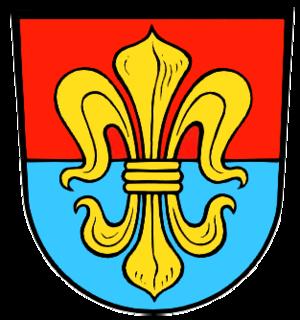 Boos, Bavaria - Image: Wappen von Boos