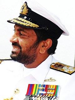 Wasantha Karannagoda Sri Lankan admiral