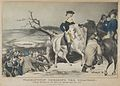 Washington Crossing the Delaware–Evening Previous to the Battle of Trenton, December 25th, 1776 MET DP853573.jpg