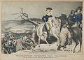 Washington Crossing the Delaware–Evening Previous to the Battle of Trenton, December 25th, 1776 MET DP853573.jpg