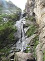 Water fall at Paro Taktsang 04.jpg