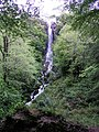Waterfall in Aros Park - geograph.org.uk - 634315.jpg