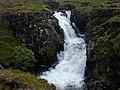 Waterfall on the Allt Choire a' Ghreadaidh - geograph.org.uk - 1039876.jpg