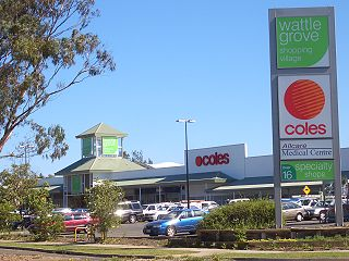 Wattle Grove, New South Wales Suburb of Sydney, New South Wales, Australia