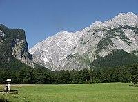 Watzmann Ostwand 150705.jpg