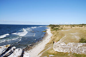 Socken - Gotland, one place where socken is in use.