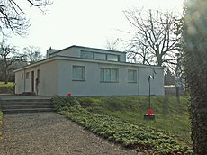 Haus am Horn, Weimar, close to the Ilmpark