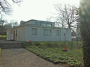 Haus am Horn - Haus am Horn, Weimar, close to the Ilmpark