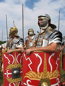 definition of legionary