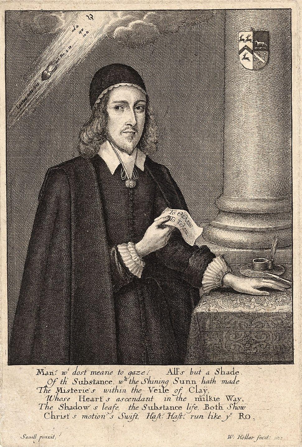 Wenceslas Hollar - John Rogers (State 1)