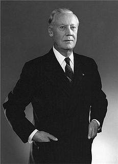 Axel Wenner-Gren Swedish businessman