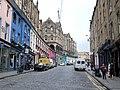 West Bow to Victoria Street, Edinburgh - geograph.org.uk - 502446.jpg