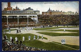 Illinois Medical District - Image: West Side Park II Chicago postcard