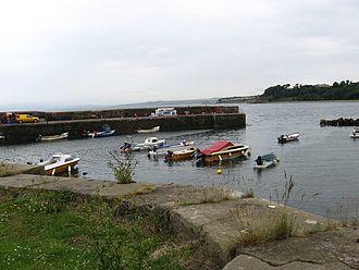James Leslie (engineer) - West Wemyss Harbour