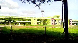 Lal Bahadur Shastri Stadium, Kollam building in India
