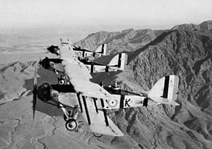 Westland Wapitis 31 Sqn RAF over India c1931.jpg