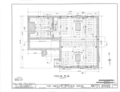 Wheeler-Beecher House, Amity Road, Bethany, New Haven County, CT HABS CONN,5-BETH,1- (sheet 1 of 25).png