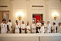 White House Executive Chef Cristeta Comerford briefing staff.jpg