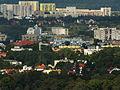 Widok na Kielce ze Stadionu - Góra Pierścienica -- 7.JPG