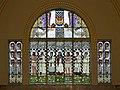 Wien - Otto-Wagner-Kirche am Steinhof - Fenster Die geistigen Tugenden.jpg