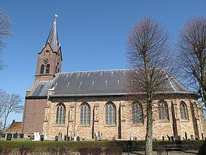 Wijnaldum - Wijnaldum church