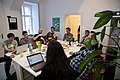 WikiDienstag Tech on Tour bei Wikimedia Österreich 2019-04-16 e.jpg