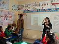 Wikimedia Mexico - Outreach class for deaf children.jpg