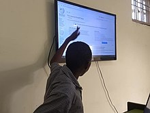 Wikipedia training, Katsina.jpg