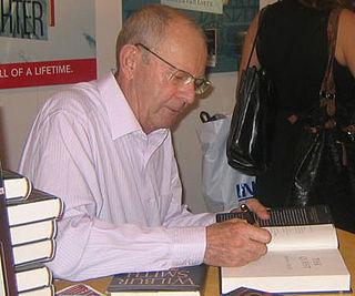 Wilbur Smith British novelist