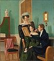 Wilhelm Bendz - The Raffenberg Family - KMS7594 - Statens Museum for Kunst.jpg
