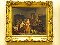 Willem Pieter Hoevenaar (1808-1863), Jan Steen en Frans van Mieris in de herberg, 1842, Olieverf op doek, foto1.JPG