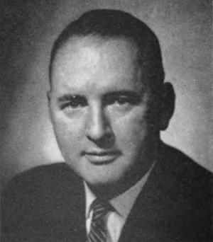 William H. Bates - Image: William Henry Bates 89th Congress 1965