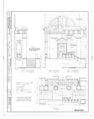 William Scarborough House, 41 West Broad Street, Savannah, Chatham County, GA HABS GA,26-SAV,39- (sheet 14 of 22).png