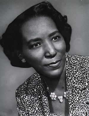 National League for Nursing - Willie Mae Jones, 1955